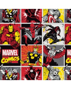 Marvel Comics Fabric