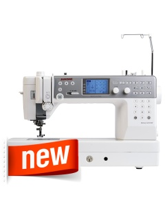 New Janome Memory Craft 6700 Professional