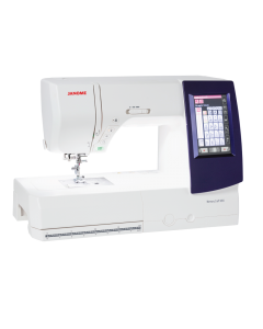 Janome MC9850 Embroidery Sewing Machine