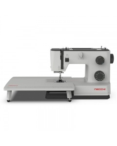 Necchi Heavy Duty sewing machine with extra large sewing bed