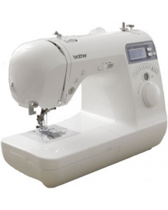Innovis 15 - Very strong machine with an Alloy body, many electronic features that make sewing quick and fun