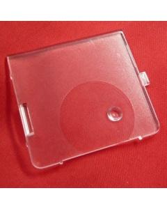 Silver Viscount plastic bobbin cover