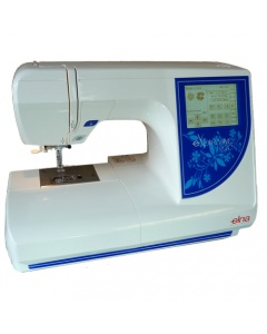 Dedicated Elna EX820 expressive for embroidery only