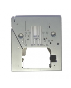 Singer one and one plus metal needle plate