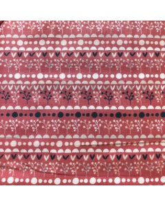 Pretty Pink Patterned Fabric