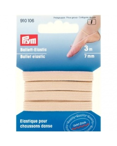 Prym Ballet Elastic 7mm Beige