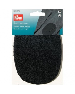 Prym Patches Nappa Leather Black