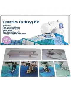 Brother quilters kit Brother innovis 10-50 series