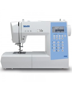 The latest Silver 9400 Computerised Sewing Machine