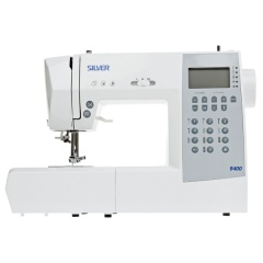 Silver 9400 sewing machine