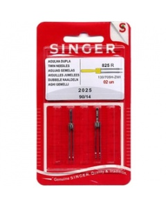 3 mm Singer twin sewing machine needles