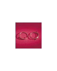 Curtain Split Rings 19mm