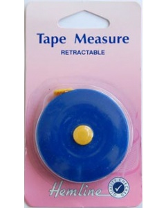 Spring Tape Measure