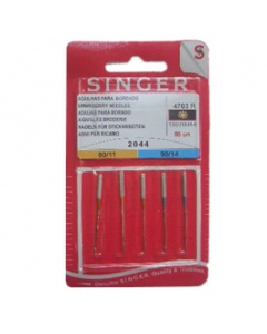 Chromium Embroidery sewing machien needles