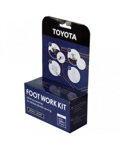 Toyota Footwork Denim/Jeans