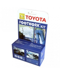 Toyota Footwork Denim/Jeans