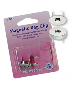 Magnetic Bag Clips - 1 Set