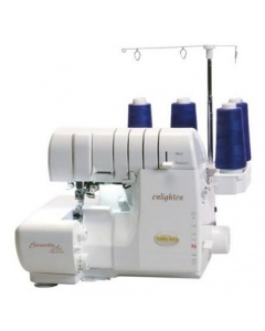 Babylock Enlighten BLE3ATW-2 - Wit wave stitch feature and super fast air threading