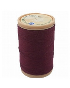 Coats Cotton Thread Burgundy 9513