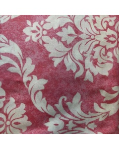Pink French Damask Fabric