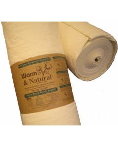 Warm and Natural Batting for Quilts