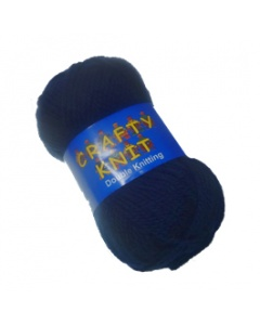 Loweth DK 25 Knit in Navy Blue
