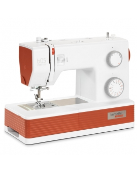 Bernette B05 Crafter is ready for any heavy weight stitching