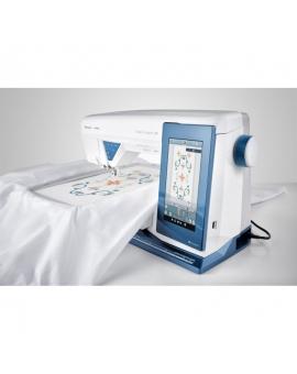 Husqvarna Designer Sapphire 85 sewing and embroidery machine