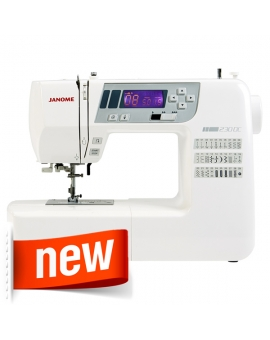 The new Janome 230DC
