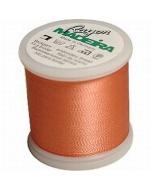 Madeira Machine Embroidery Rayon 200m Thread - 1020 Dark Peach