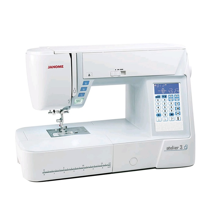 Janome Atelier 3 - Sewing Machine Sales