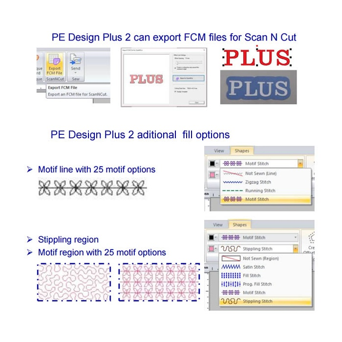 Brother Pe Design Plus 2 Machine Embroidery Software Online Discount Supplier