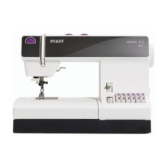 Pfaff Select 4.2 Sewing Machine discount Pfaff supplier