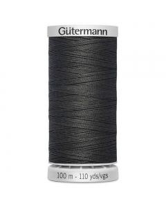 Gutermann Extra Strong Thread (036) Dark Iron Grey 100m