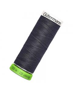 Gutermann rPET Sew All Thread 100m Dark Iron Grey (036)