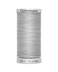 Gutermann Extra Strong Thread (038) Fog Grey 100m