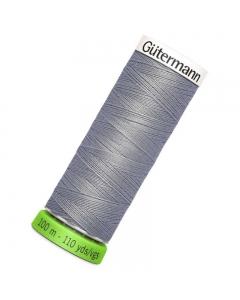 Gutermann rPET Sew All Thread 100m Silver Grey (040)