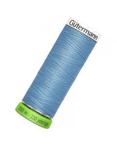Gutermann rPET Sew All Thread 100m Baby Blue (143)