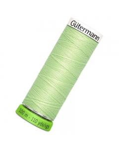 Gutermann rPET Sew All Thread 100m Soft Green (152)