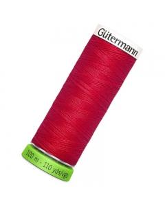 Gutermann rPET Sew All Thread 100m Crimson Red (156)