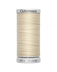 Gutermann Extra Strong Thread (169) Vellum 100m