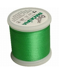 Madeira Machine Embroidery Rayon 200m Thread - 1101 Ivy Green