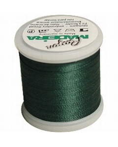 Madeira Machine Embroidery Rayon 200m Thread - 1370 Classic Green