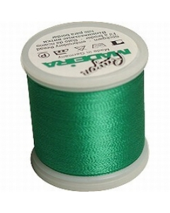 Madeira Machine Embroidery Rayon 200m Thread - 1247 Green Peacock
