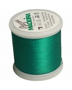 Madeira Machine Embroidery Rayon 200m Thread - 1280 Deep Aqua