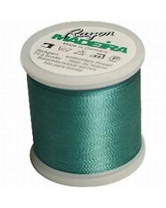 Madeira Machine Embroidery Rayon 200m Thread - 1279 Medium Aqua