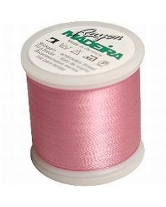 Madeira Machine Embroidery Rayon 200m Thread -Pink 1116