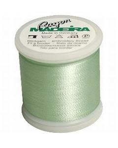 Madeira Machine Embroidery Rayon 200m Thread - 1100 Light Grass Green