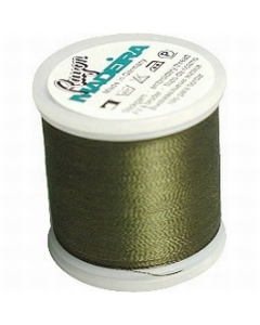 Madeira Machine Embroidery Rayon 200m Thread - 1357 Dark Army Green