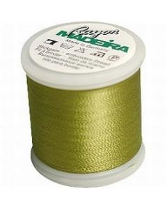 Madeira Machine Embroidery Rayon 200m Thread - 1106 Light Avocado
